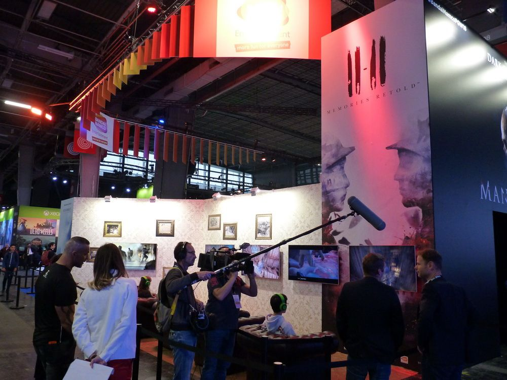 [PARIS GAMES WEEK 2018 + GAME CONNECTION 2018] Journée du 26 Octobre 2018