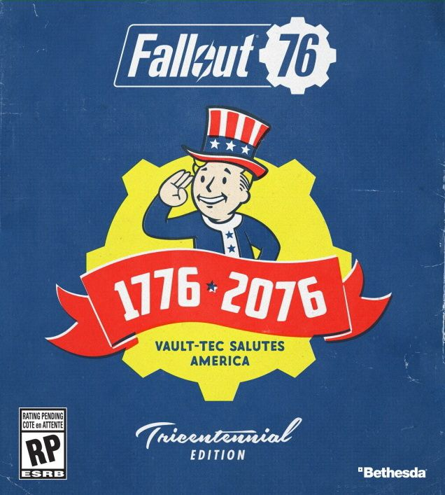 [TEST] FALLOUT 76 XBOX ONE X : une irradiation inexplicable?