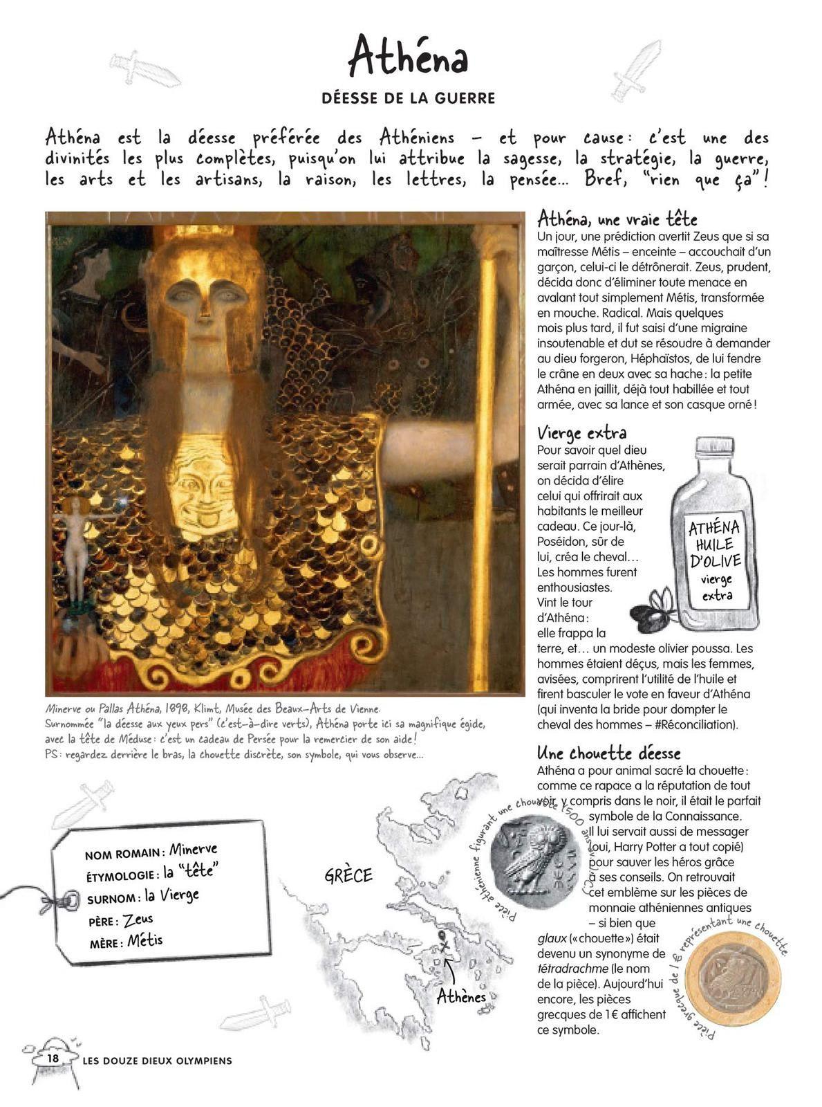 """Extraits tirés du livre """"LES HEROS DE LA MYTHOLOGIE"""" paru aux éditions MARABOUT"""