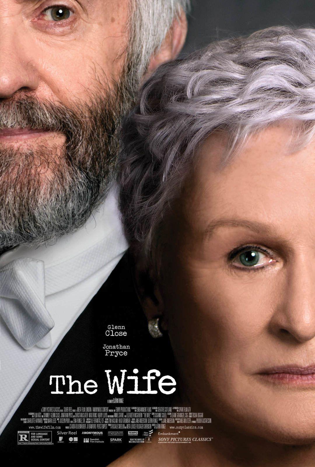 [REVUE CINEMA e-Cinema] THE WIFE avec Glenn CLOSE