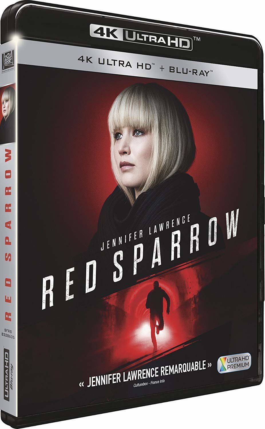 [REVUE CINEMA BLU-RAY] RED SPARROW