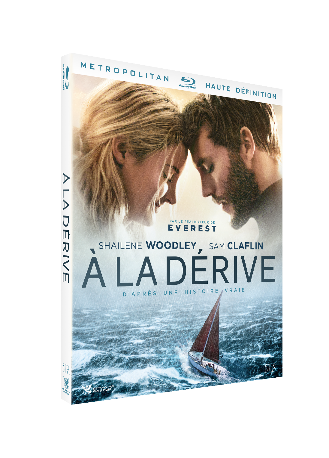 [REVUE CINEMA BLU-RAY] A LA DERIVE
