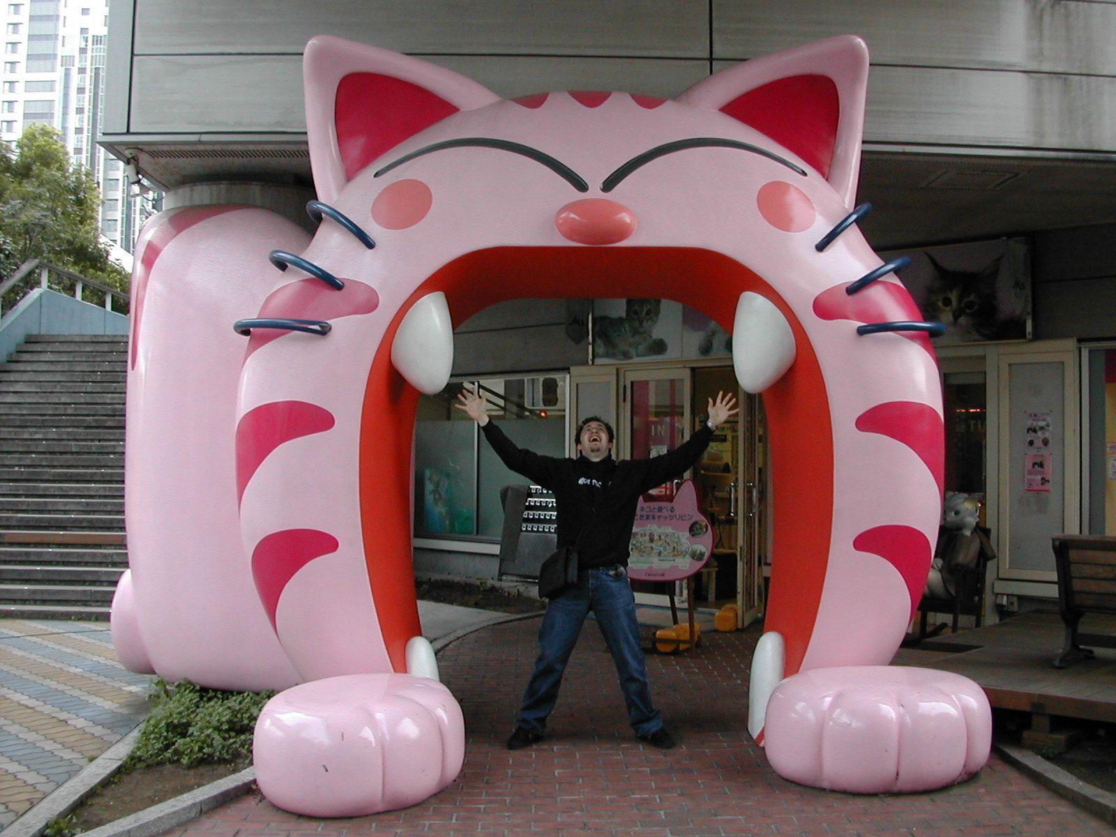 Raphaël LUCAS au Japon!