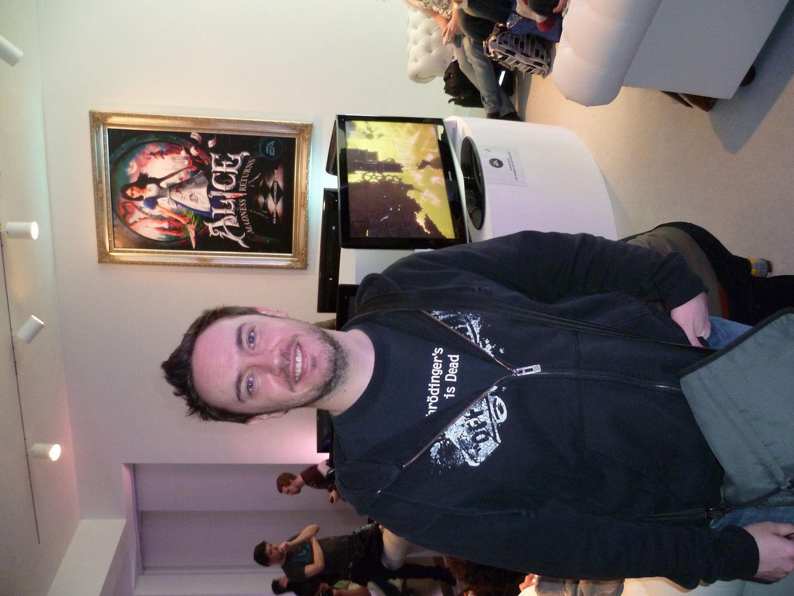 Les déplacements pour des press-tours ici chez EA et à Stockholm pour Just Cause 3