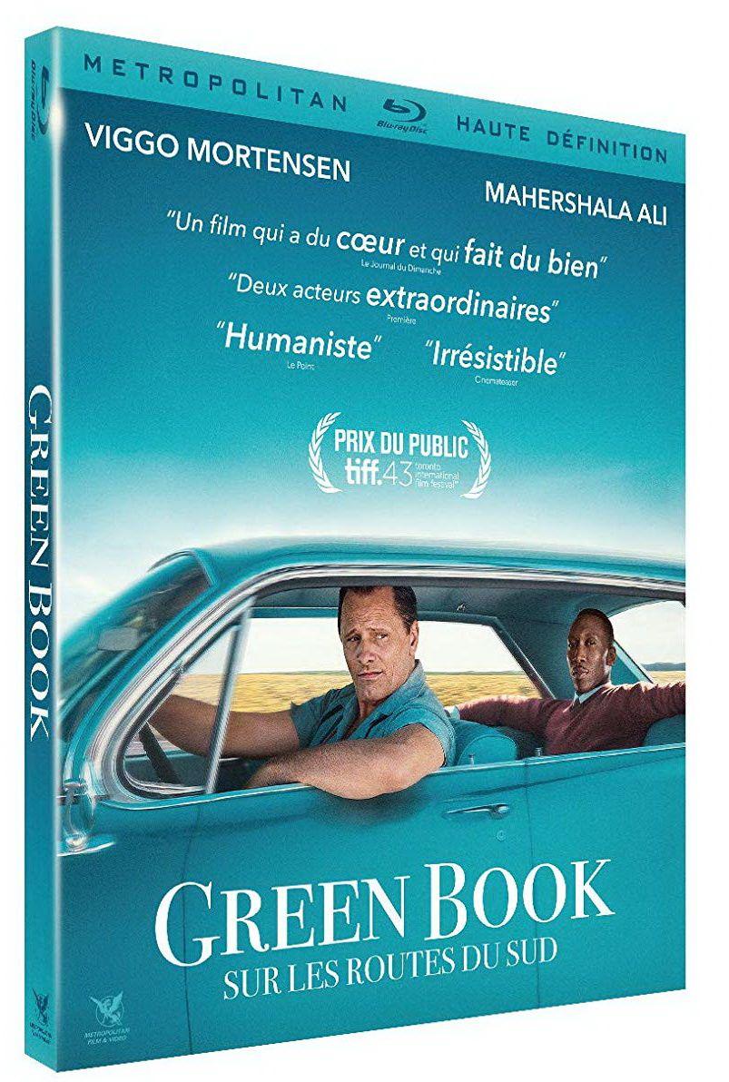 [REVUE CINEMA BLU-RAY] GREEN BOOK