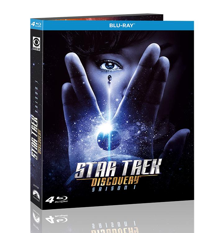 [REVUE SERIE TV BLU-RAY] STAR TREK DISCOVERY SAISON 1