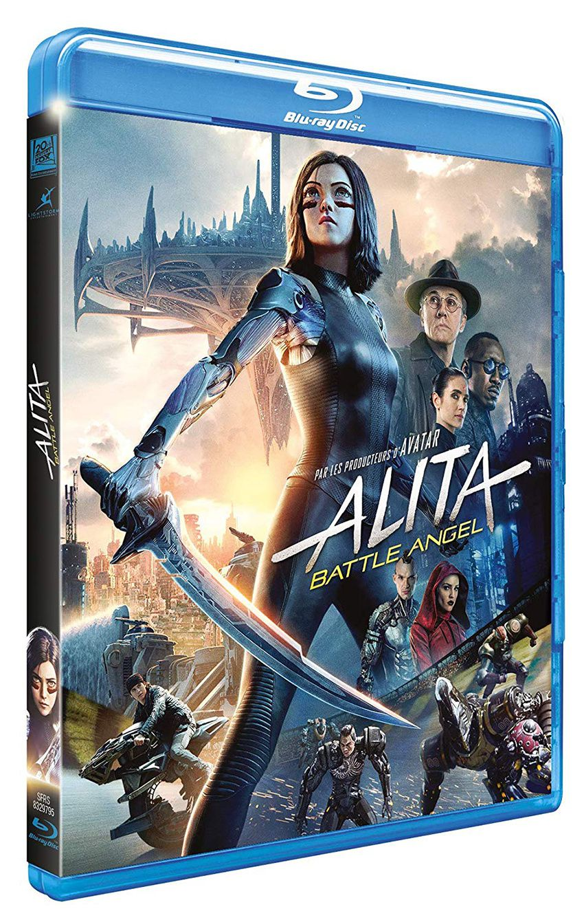[REVUE CINEMA BLU-RAY] ALITA BATTLE ANGEL