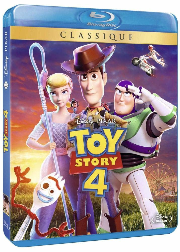[REVUE CINEMA BLU-RAY] TOY STORY 4