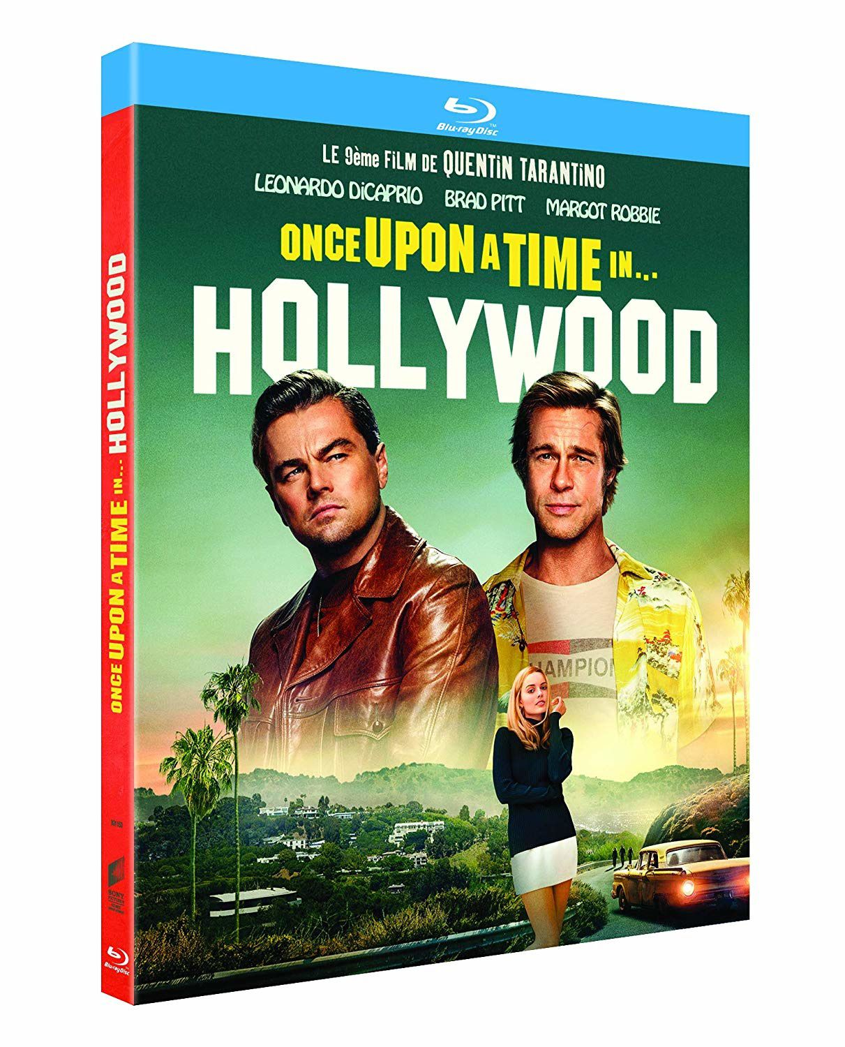 [REVUE CINEMA BLU-RAY] ONCE UPON A TIME IN... HOLLYWOOD
