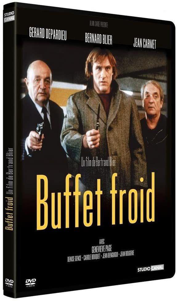 [REVUE CINEMA DVD] BUFFET FROID
