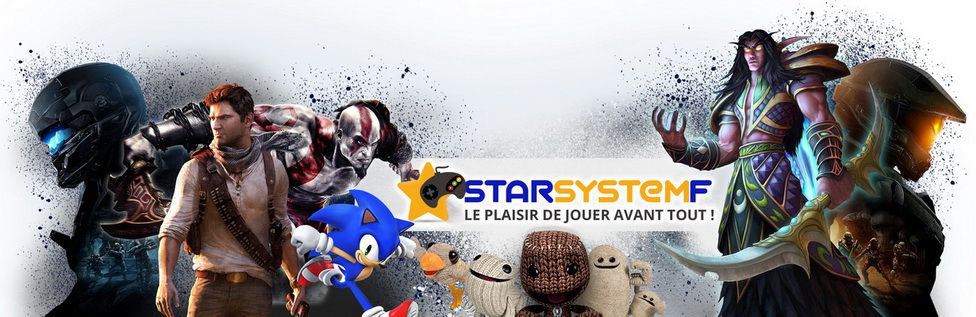Le blog Gaming de Starsystemf