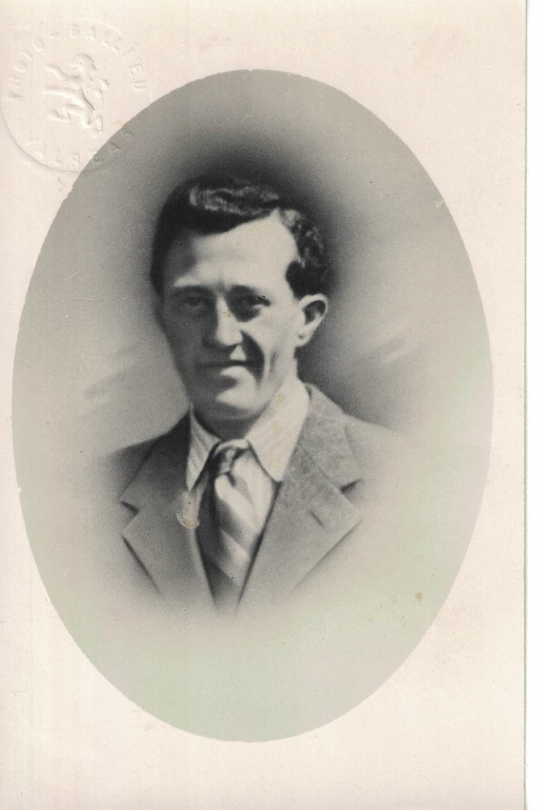 Alfred Gaston Buey