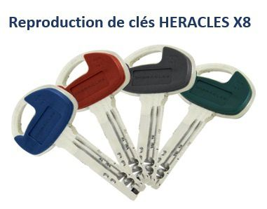 Cles_HERACLES_X8_double_reproduction