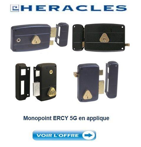 Serrure_HERACLES_5G_Cisa_monopoint