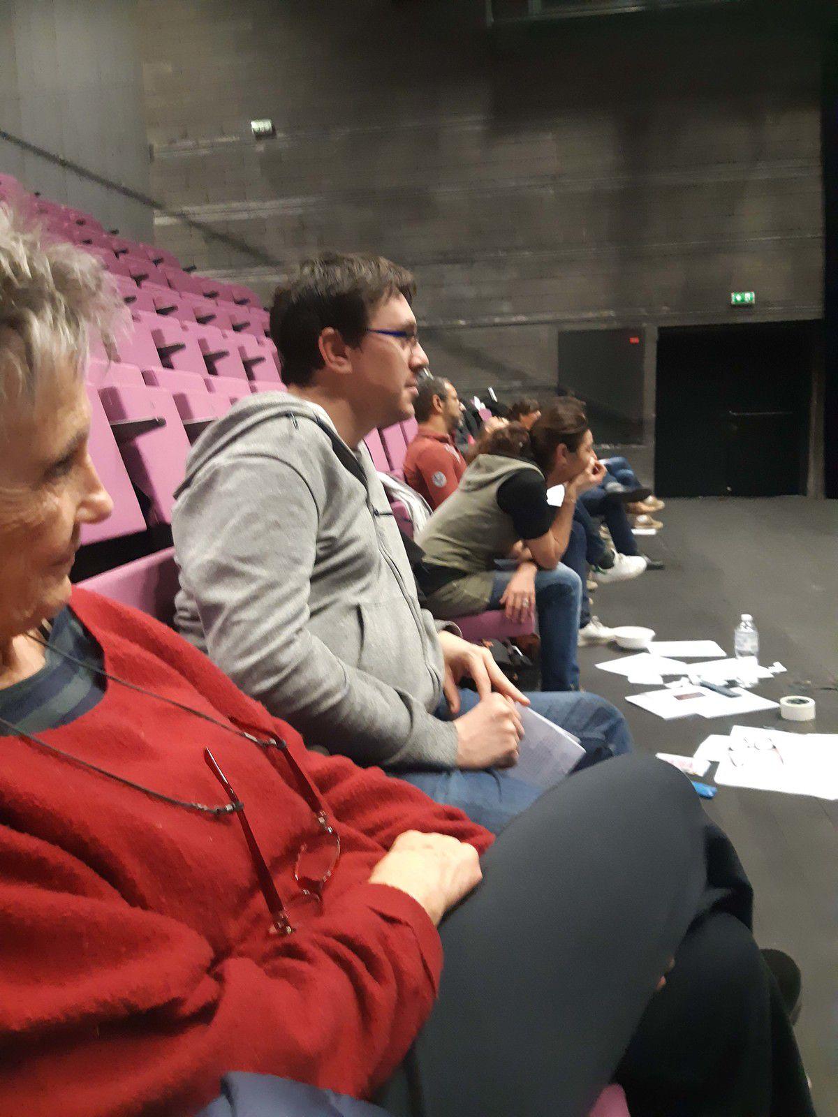 Deux théâtres, deux partenaires pour Théâtre Découverte !