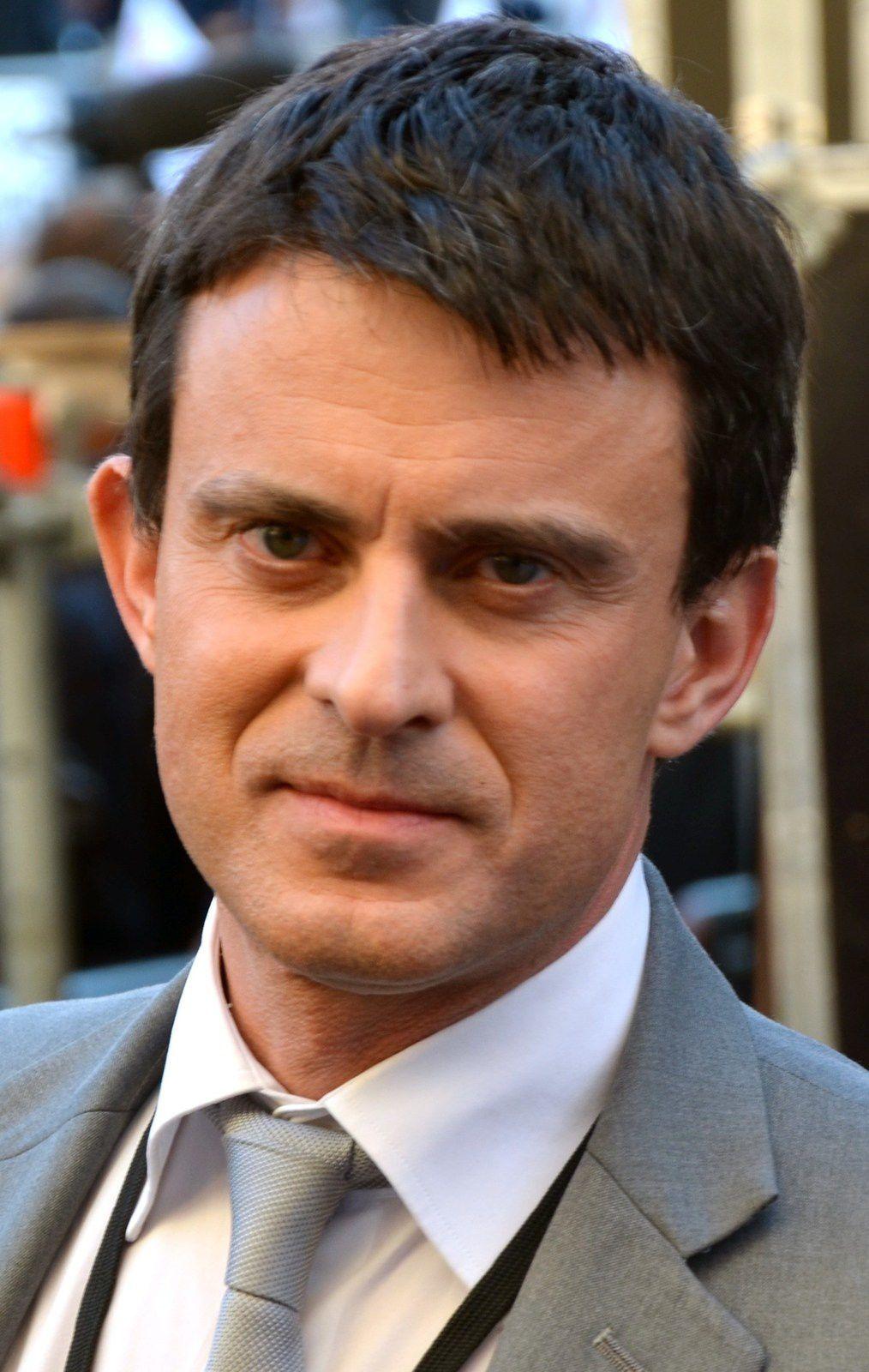 Manuel Valls - Ministre de l'Intérieur
