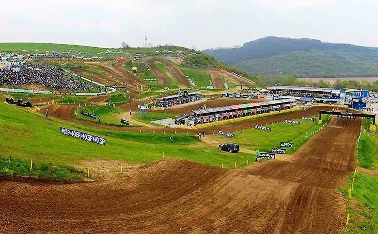 Un circuit petit mais tellement technique ! Une manche de l'MXGP qui risque en Bulgarie d'être une sacré épreuve de Motocross !  (Photo : FIM.com)