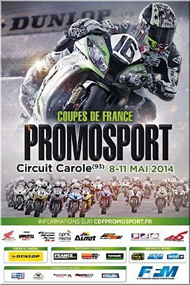 Une course ce weekend sur le fabuleux circuit de Carole en région Parisienne sur les meilleurs auspices !