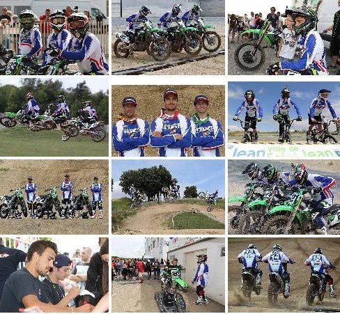 Une excellente journée de préparation et de détection pour l'ensemble des pilotes venue nombreux az Saint Jean d'Angély, ont remercie encore la FMF et le Moto club Angérien pour la préparation et l'organisation de cette très belle journée