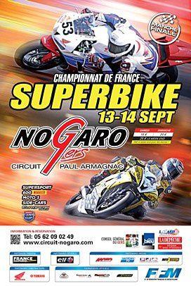 Championnat de France Superbike – 13 et 14 septembre – Nogaro  32  (6/6)