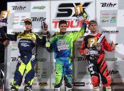 Bravo encore aux pilotes qui ont tout données ce weekend dans le championnat de France SX !