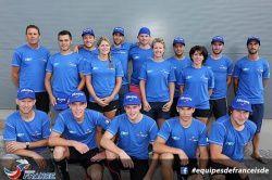 Photo ; FFM - (l'ensemble des équipes au complet pour cet épreuve des ISDE de Slovénie).