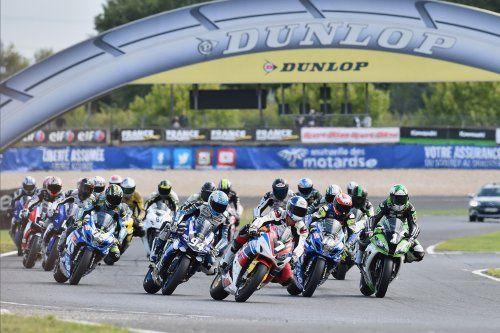 Photo ; sportbike.fr - Bonne chance aux pilotes qui seront sur leur dernière épreuve ce weekend ! Bonne chance à eux tous !