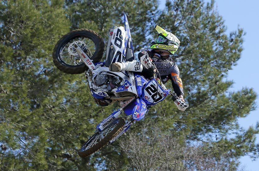 Source photo - mx2k - Une belle épreuve ce weekend au championnat de France ou l'épreuve ses déroulée à Sommières (30).