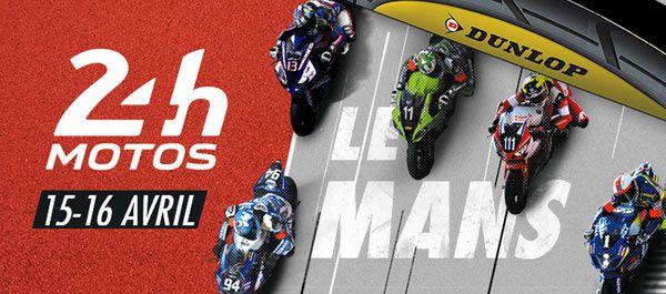 Ce week-end se déroulera cette mythique épreuve des 24 heures du Mans moto ! Allez y est en famille ou entre amis...