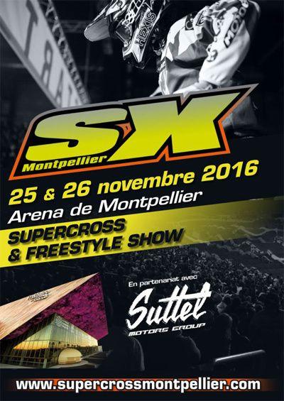 Photo  Montpellier Arena - Les pilotes très attendu sur ce genre d'épreuve.