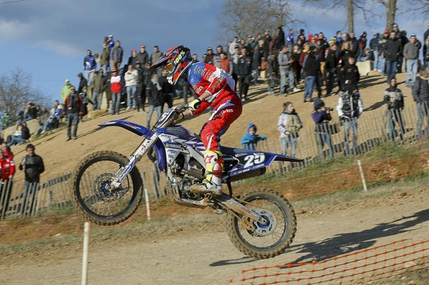 Photo - MX2K - Florent Richier, grand favoris sur les épreuves du championnat de supercross