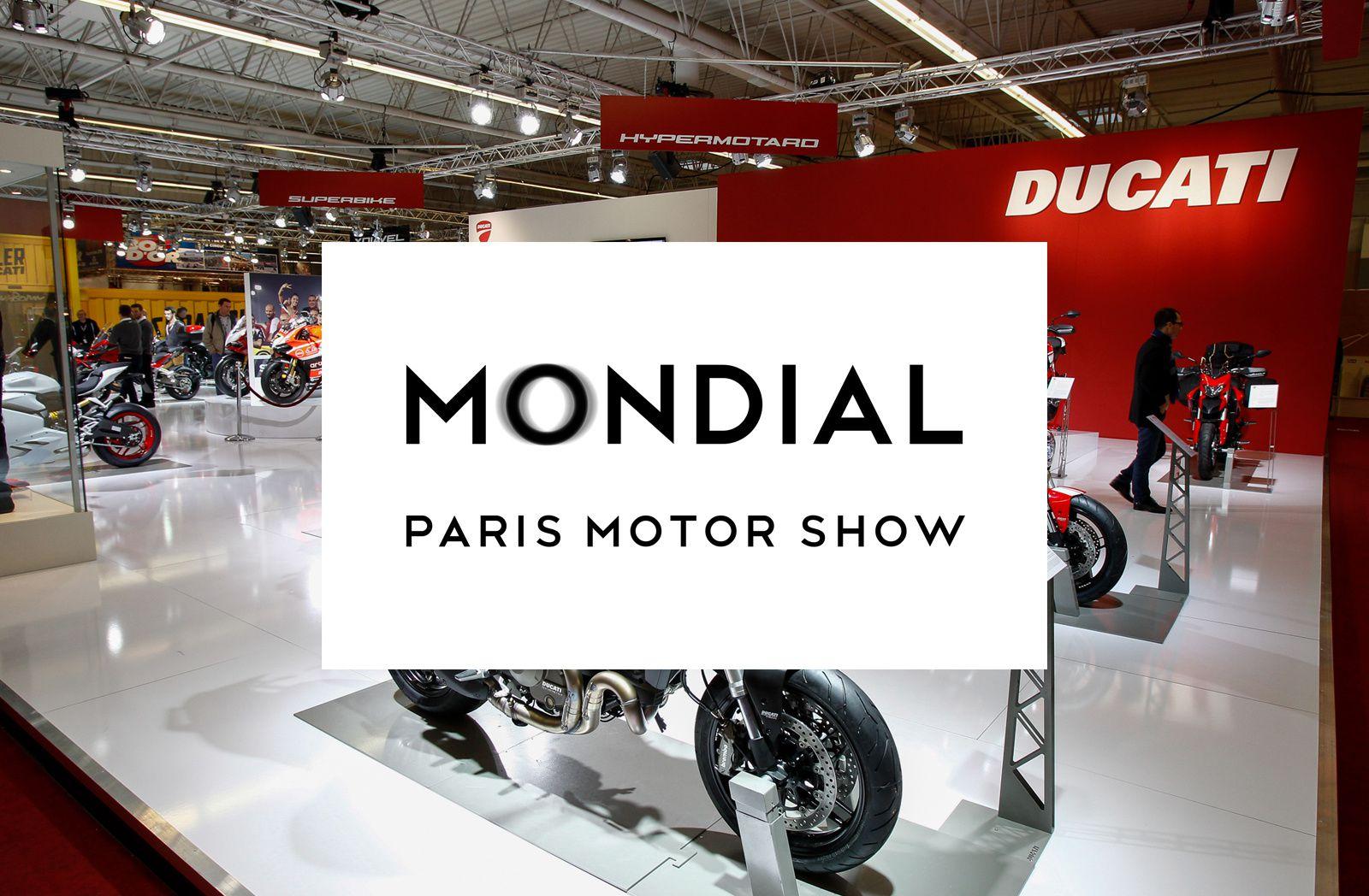 Mondial de la moto revient en 2018 avec toutes les nouveautés qui s'en suivront.