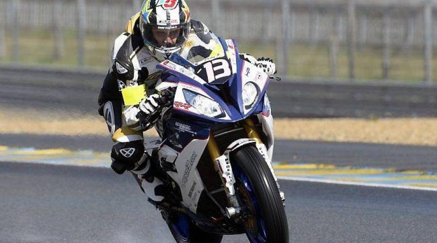Photo - Ouest-France - Kenny Foray le meilleur pilote jamais été aussi performant sur une épreuve comme Pau Arnos