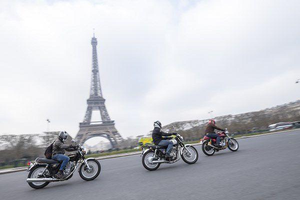La mairie de Paris prête à en venir aux parking payant pour le stationnement des motos