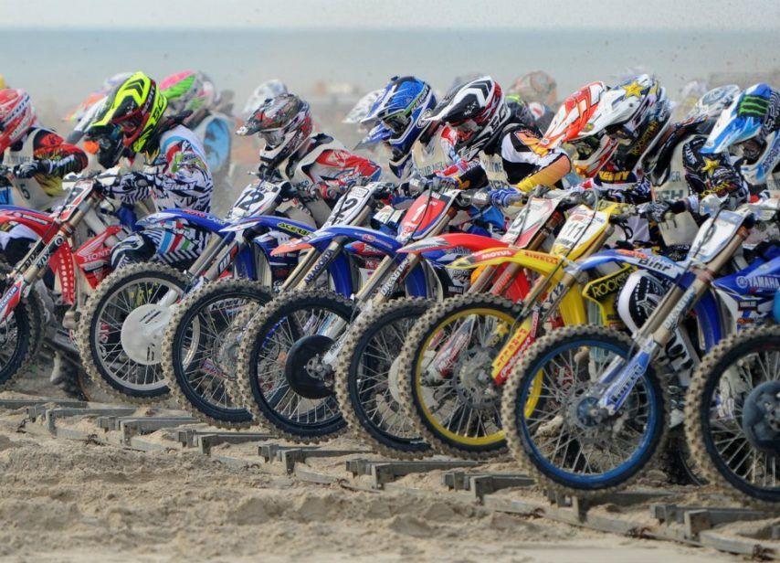 Quatre catégories vont s'affronter pour cette première étape du Championnat de France au Beach Cross de Berck-sur-mer (Pas-de-Calais). (© Page Facebook officielle : Beach Cross de Berck Pas-de-Calais – Touquet Auto-moto)
