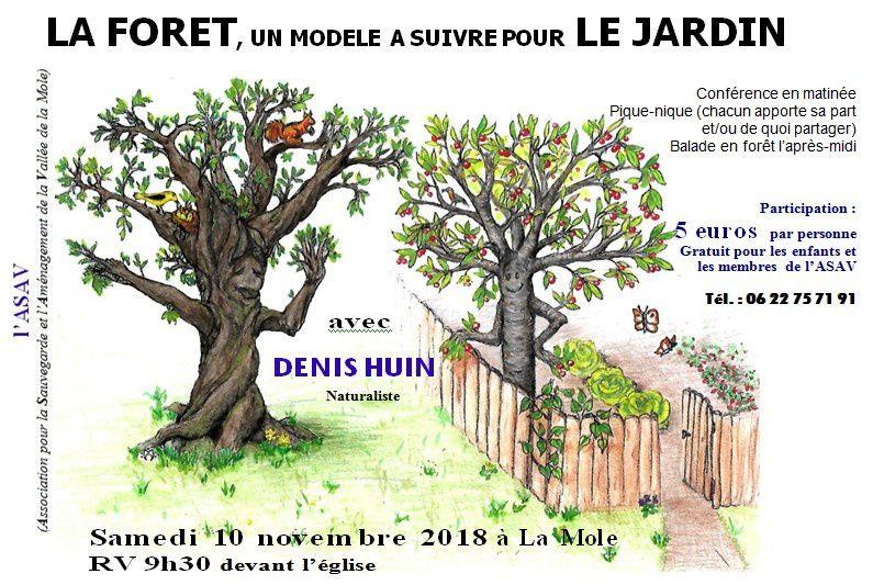 Sortie d'automne avec Denis Huin