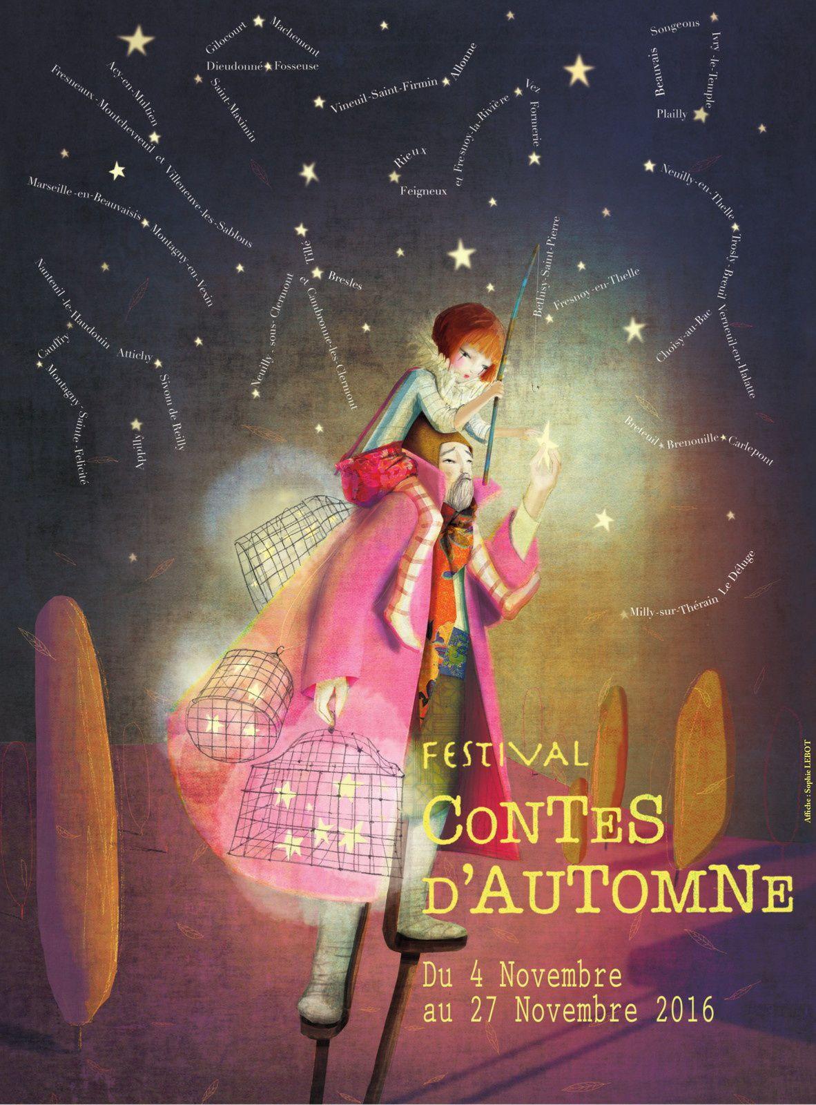 Festival des Contes d'Automne!