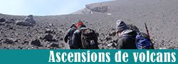 Ascensions de volcans