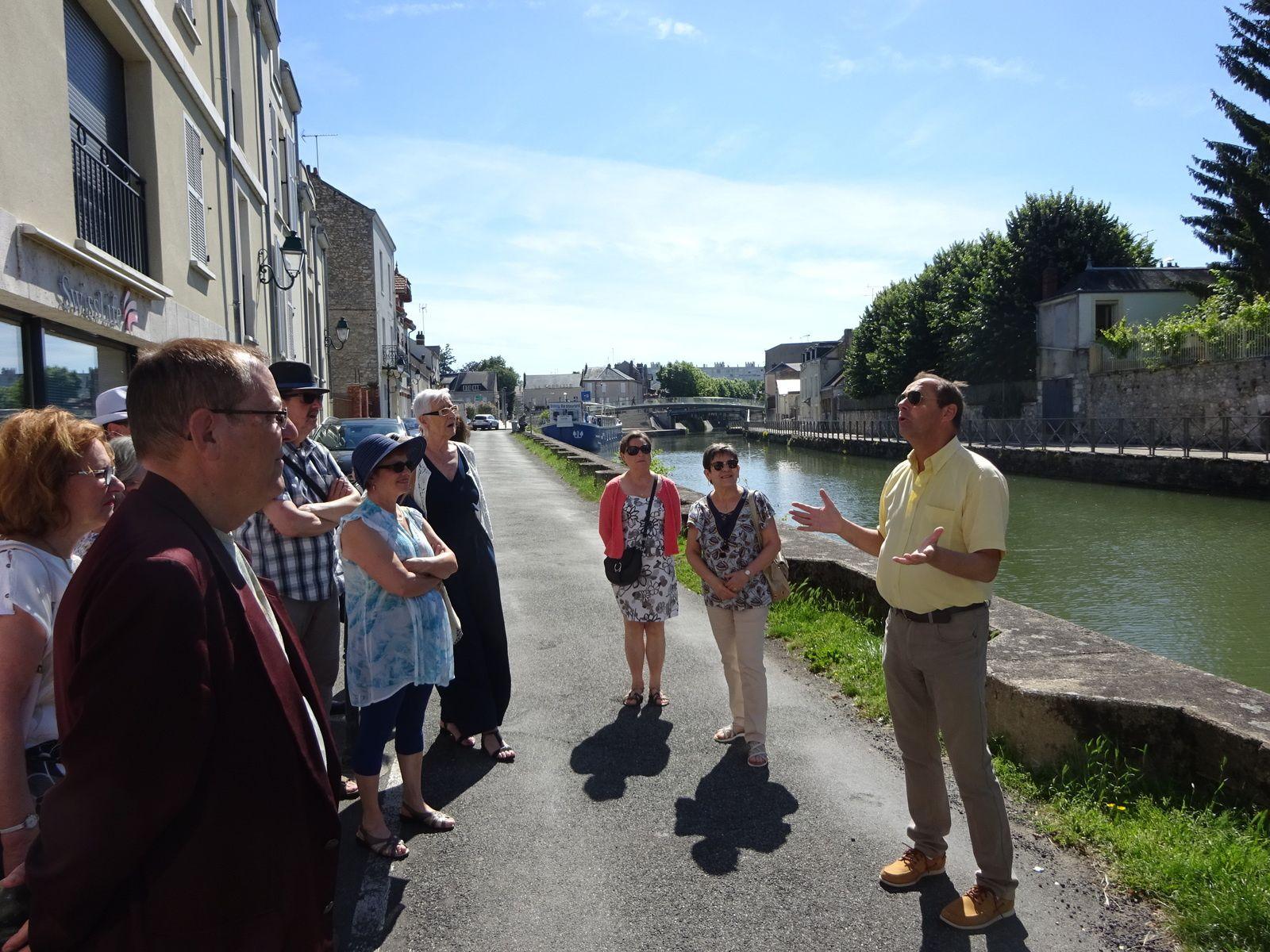 Les anciens enfants de troupe du Loiret se retrouvent à Montargis !