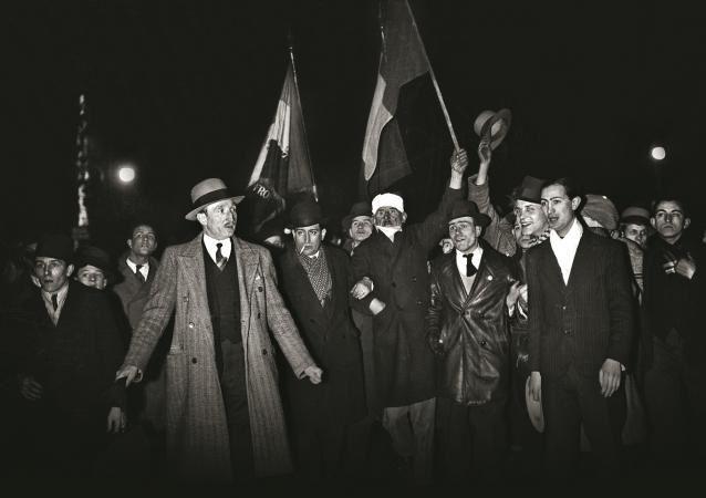 IL Y A QUATRE-VINGT-TROIS ANS : LE 6 FÉVRIER 1934 ET L'OCCASION MANQUÉE DU 7 FÉVRIER