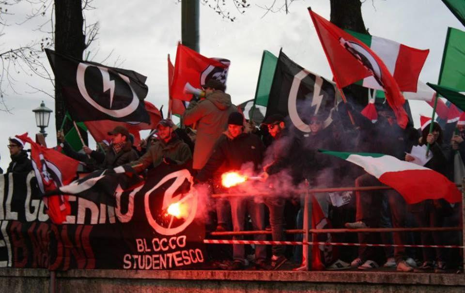 ITALIE : LES ÉTUDIANTS DU BLOCCO STUDENTESCO (CASAPOUND) OBTIENNENT UN ÉCLATANT SUCCÈS ÉLECTORAL