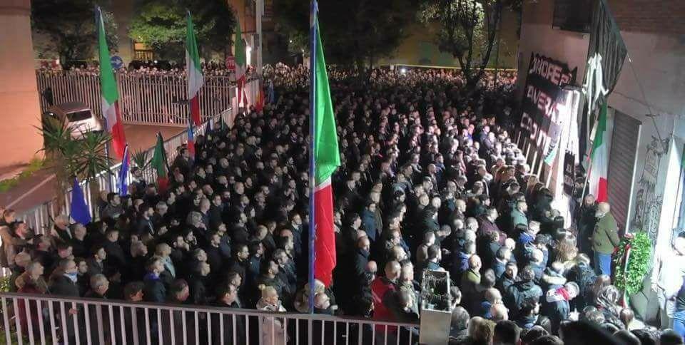 ACCA LARENZIA 2018 : « UN MIRACLE ROMAIN, ITALIEN ET  EUROPÉEN »