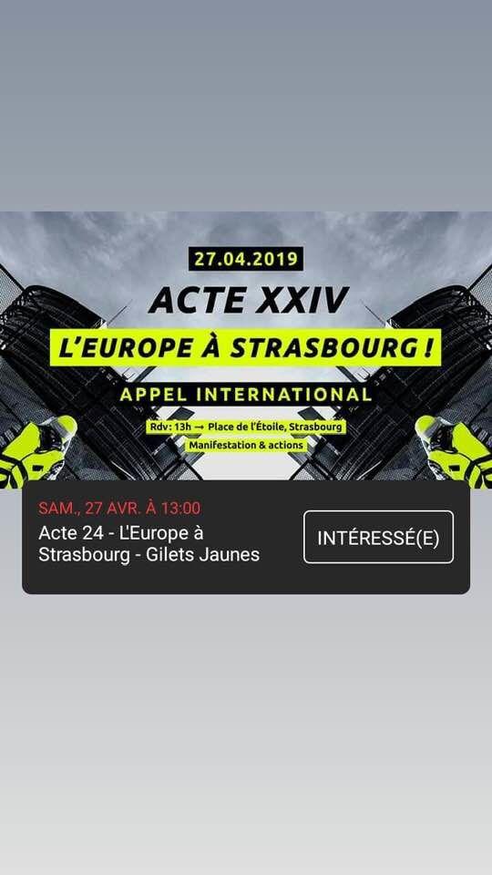 GILETS JAUNES : UN ACTE XXIV MARQUÉ, À PARIS, PAR UNE FORTE PRÉSENCE DE LA GAUCHE POLITIQUE ET SYNDICALE