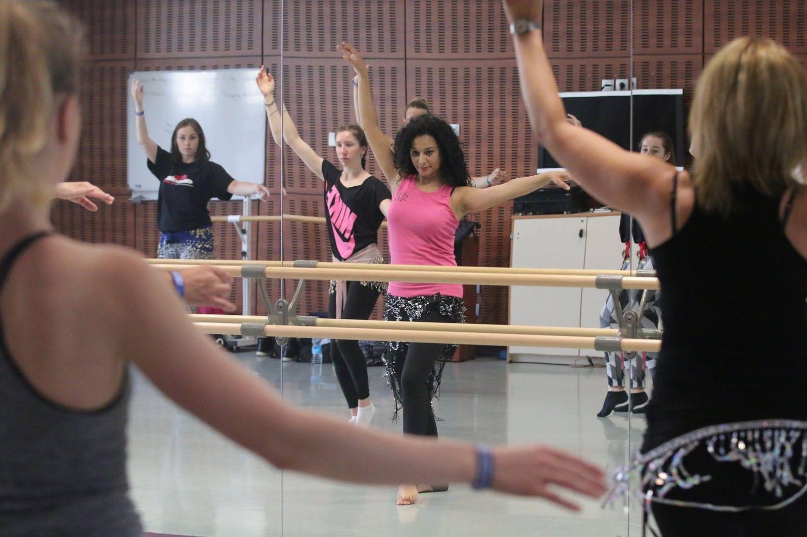 Danse Orientale à Besançon avec Sorahia