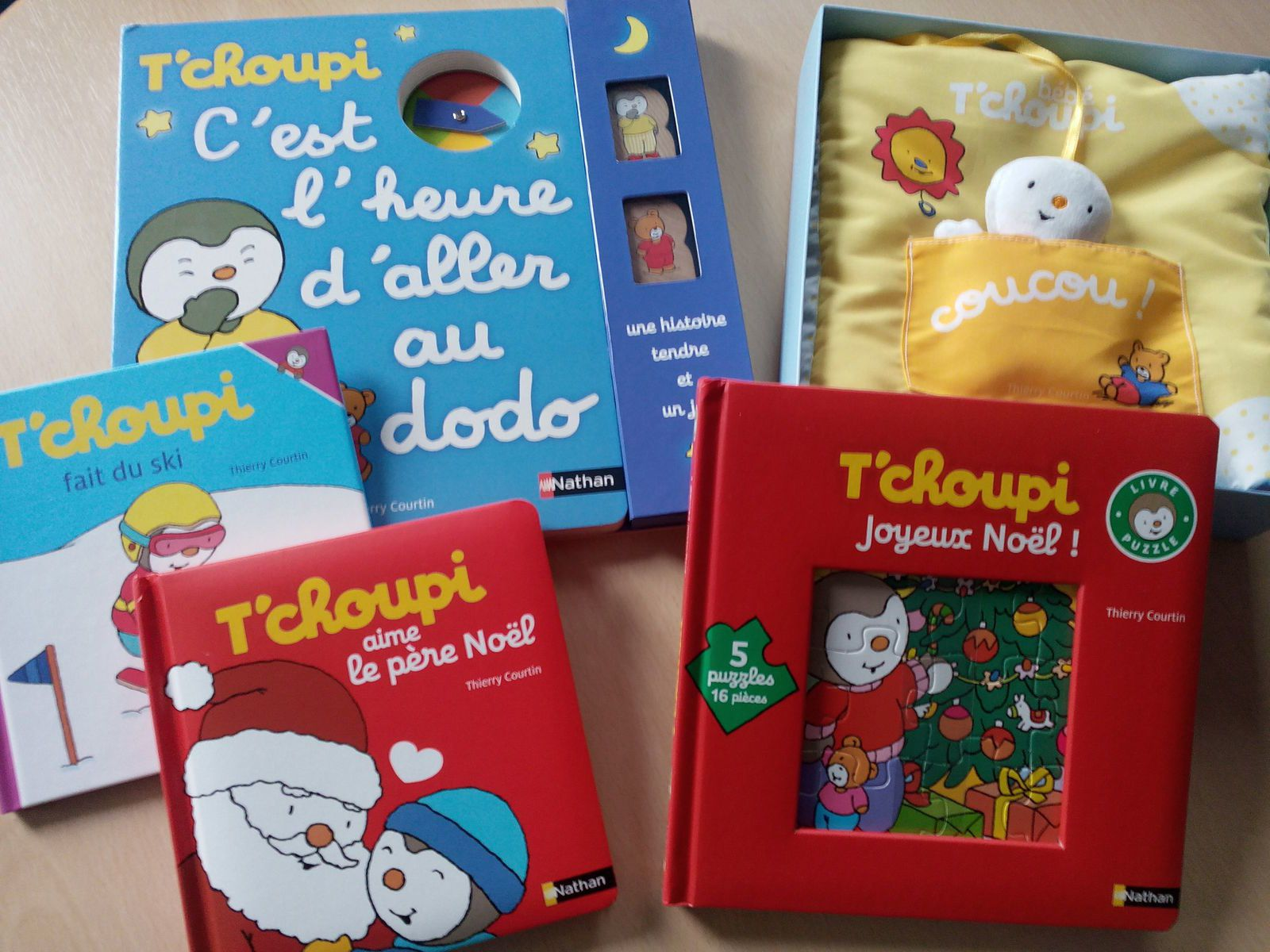 T'choupi – Thierry Courtin