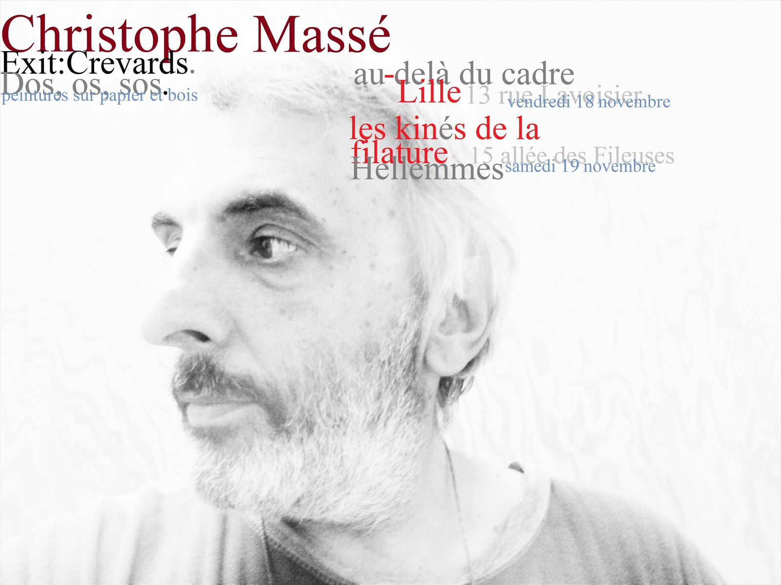 CHRISTOPHE MASSÉ