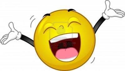 Rire de bon coeur fait danser le coeur...