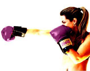 La vie, c'est comme la boxe...