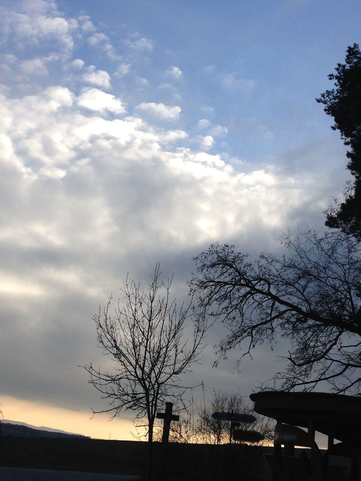 mardi 29 novembre : Granges-Md, Sassel,  Chapelle, Coumin
