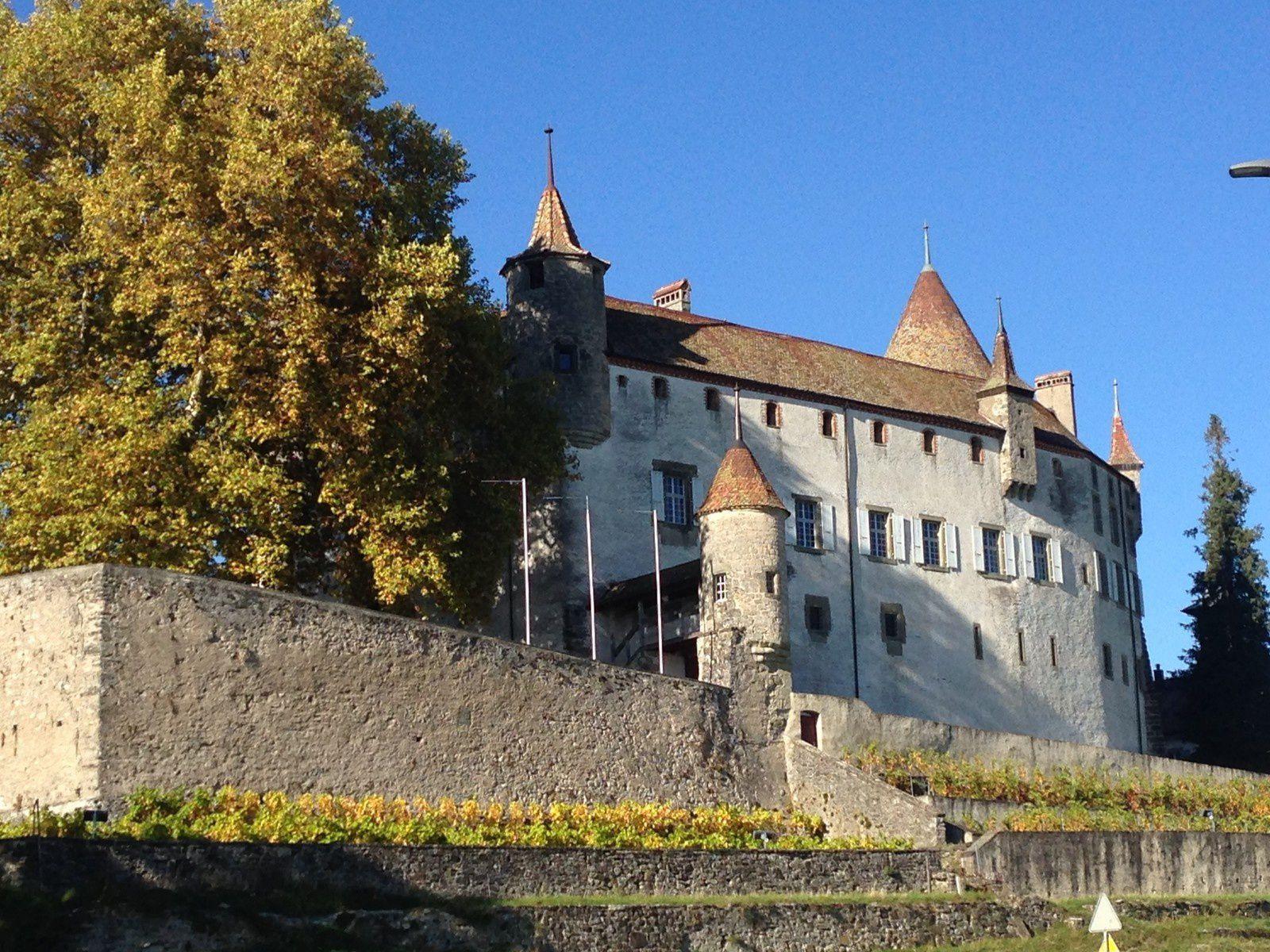 mardi 31 octobre : Pont.Chesalles sur Oron, Oron le Chatel ,Chapelle